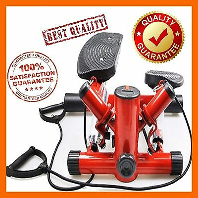 Mini Stepper Calves Thight Fitness Exercise Workout Home Gym Tone Cardio Twister