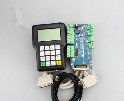 New 3 Axis Engraving Machine Control Card DSP Handle CNC Controller
