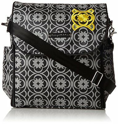NEW Petunia Pickle Bottom Boxy Backpack Diaper Bag in Casbah Nights