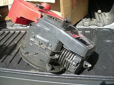 New Eager Tecomseh 6Hp Model 143-274312 Vertical Shaft Engine in original box.