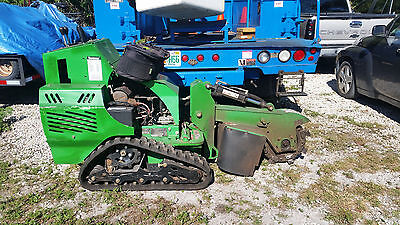 2014 Vermeer SC30-TX Stump Grinder Stump Eater SC30TX Tree Removal Machine