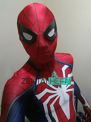 Printing and dyeing spider-man tights Halloween party costume cosplay new style