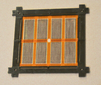"Magnetic Ferrite Core Memory Plane - 6"" x 6"" and 16,384 bits, from IBM 360 unit"