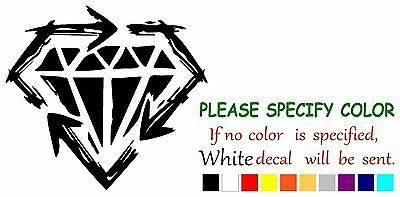 """Stick to Your Guns Diamond Graphic Die Cut decal sticker Car Truck Boat 6"""""""