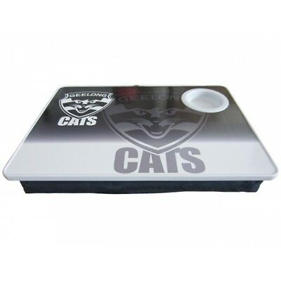 Geelong Cats Official AFL Lap Stable Computer Table