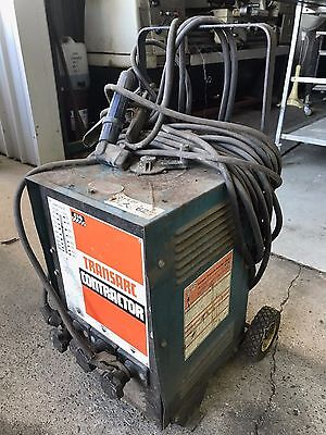 CIG / Miller Transarc Contractor Stick Welding Machine - Made in USA