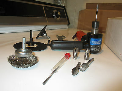 Dotco/Cooper Air/Pneumatic heavy duty rght angle grinder MDL-12L2252-01