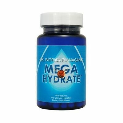 Phi Sciences MegaHydrate x 5 Bottle Pack, Total 300 Capsules FREE EXPRESS POST