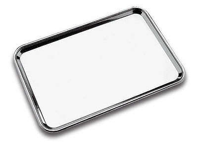 Tramontina Stainless Steel Rectangular Serving Tray (40CM)
