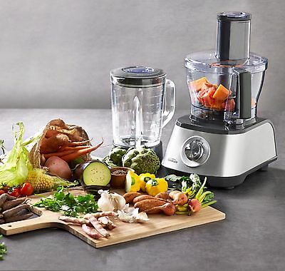 Sunbeam MultiProcessor™ Compact Duo  Designed to help you chop, grate and blen