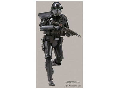 BANDAI  Star Wars Plastic Model Kit 1/12 Death Trooper