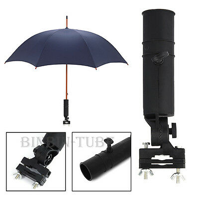 Universal Golf Umbrella Holder Swivel Stand Outdoor Fishing Golf Acccessories