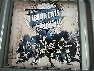 The Blue Cats - On Alive Mission - 2Xlp Gatefold  - R N Roll/rockabilly