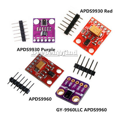 APDS9960 APDS-9930 RGB and Gesture Sensor Module I2C IIC Breakout for Arduino