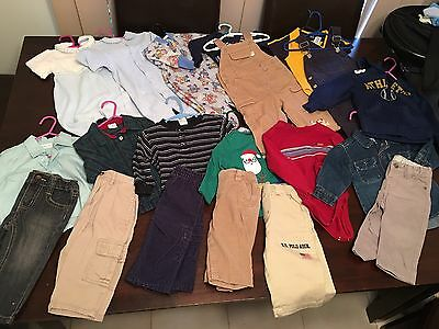 Baby Boys Size 6-12 Months Or 00-0 Clothes Winter Gymboree + Other 20 Items Lot2