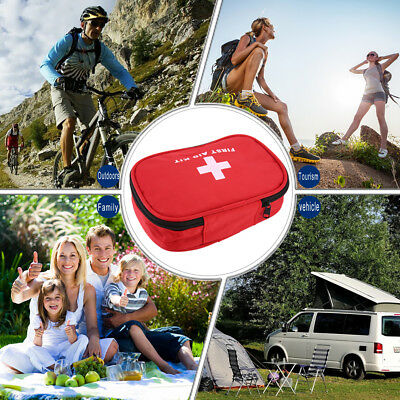 First Aid Kit Bag Travel Camping Sport Medical Emergency Survival Bag UO