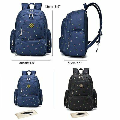 Mummy Backpack Nappy Baby Diaper Bags Nappies Changing Bag Travelling Backpack