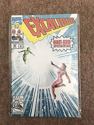 Excalibur #50. Giant Sized Spectacular. 1992. Marvel Comics. VFN/NM