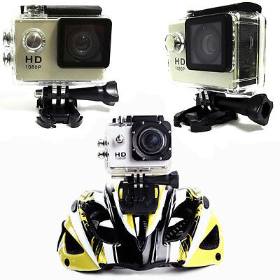 Mini Videocamera Waterproof Hd Sport Snowboard Hobby Moto Casco Avi