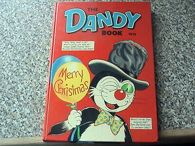 The Dandy Annual 1975