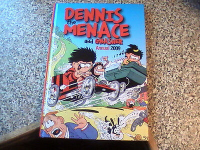 Dennis The Menace And Gnasher Annual 2009