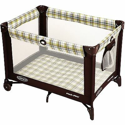 Graco Pack 'n Play Playard Play Pen - Ashford