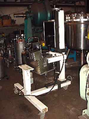 """4""""  Label Aire  labeler  air driven blow applicator packaging labeling"""