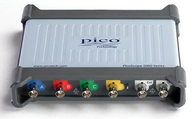 Pico 5444A  PicoScope 4 Channel, 200 MHz Oscilloscope with Function