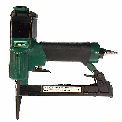 "20 Gauge Fine Wire Stapler 1/2"" Crown 5/8"" Max Length"