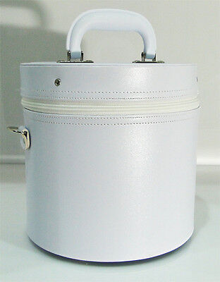 WHITE FEZ CASE WITH STRAP,  Item#845S