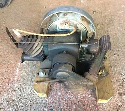 1937 Great Running Maytag Model 92 Gas Engine Motor Hit & Miss Antique
