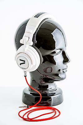 7even Headphone white / red