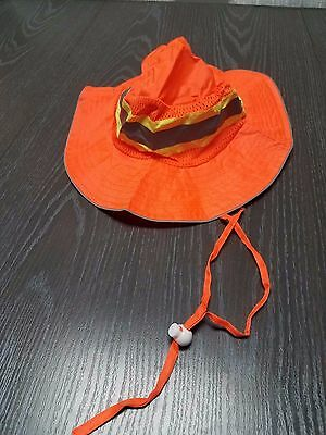 b2bd3a6e03192 BRIGHT SAFETY ORANGE Lightweight Boonie Hat Nice Free Ship! -  5.00 ...