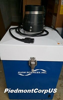 Flow Sciences Fan Blower Filter Unit/Hood FS4000 Fast Shipping!!!