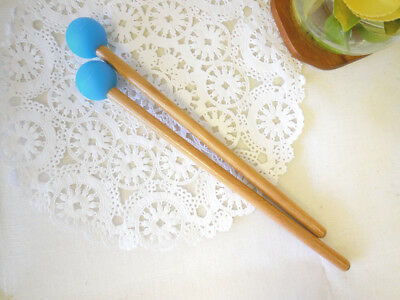 WuYou Tongue drum mallets (12 inches)  w/ round rubber tip