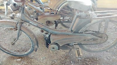 ancienne mobylette motoconfort AU42 1962,scooter,moto,cyclo,peugeot