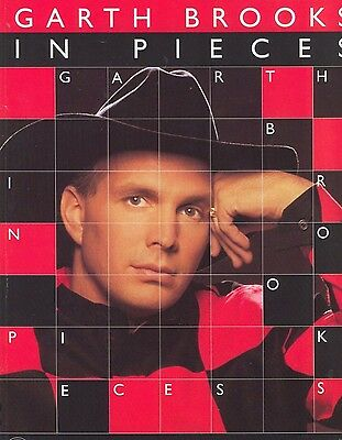 GARTH BROOKS-THE ULTIMATE Hits Piano/vocal/guitar Chords Music Book ...