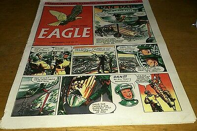 Eagle Comic No 21, 1/9/50