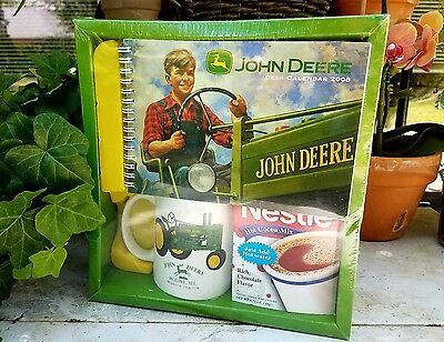 FREE!! JUST PAY SHIPPING!! 2008 John Deere Collector's Gift Box