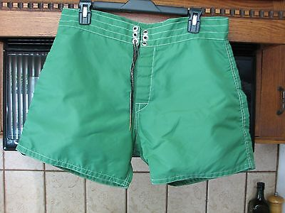 64a72cde7eb7f Birdwell Beach Britches surf board shorts shiny nylon 31 waist short length