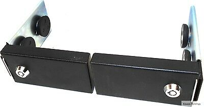 Sole Source PTL-5-SS Paper Tray Lock - Key Lock Security - Compatible with Most