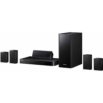 Samsung HT-HM55 5.1 Channel 1000-Watt 3D 1080P HD Blu-Ray Home Theater System