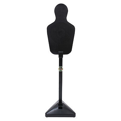 Self-Healing Counting Static Target with Two Torsos-Black