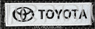 78602557 Toyota Motors Automotive Embroidered Patch Toppa Ricamata
