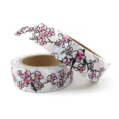 Washi Tape : Cherry Blossoms