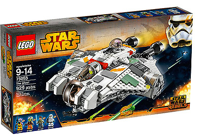 LEGO Star Wars Rebels 75053 The Ghost FREE POSTAGE