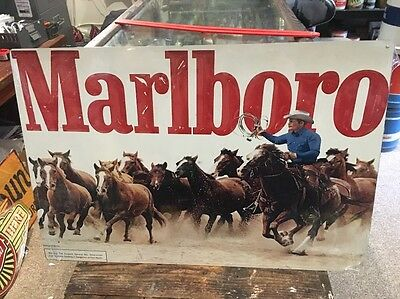 Marlboro Reproduction Sign