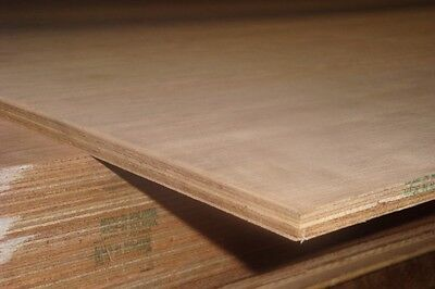 2400 X 1200 X 15mm Marine Plywood