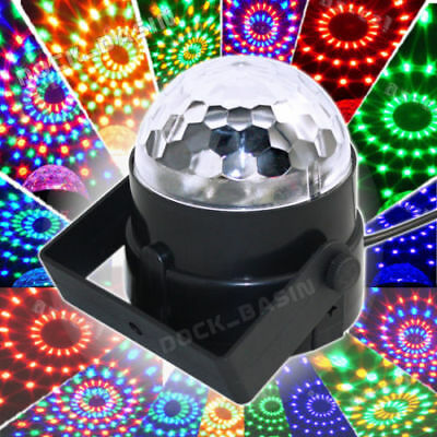 Premium Effect Disco Light Stage DJ Laser Lights Club Party Crystal Magic Ball