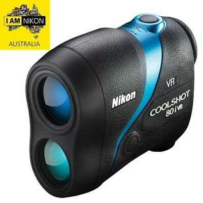 Nikon BKA140SA Coolshot 80i VR Laser Range Finder with AUST NIKON WARRANTY